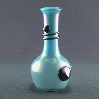 Loetz / Harrach (?) Vase - Art Glass