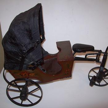 My Favorite Old RickShaw Bicycle