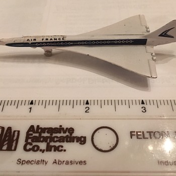 Miniature metal airplanes - Toys