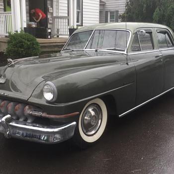 1952 Desoto.... - Mid-Century Modern