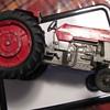 Massey-Ferguson 175 toy metal tractor