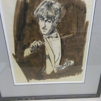 ROGER NIERENBERG CONDUCTOR - Fine Art