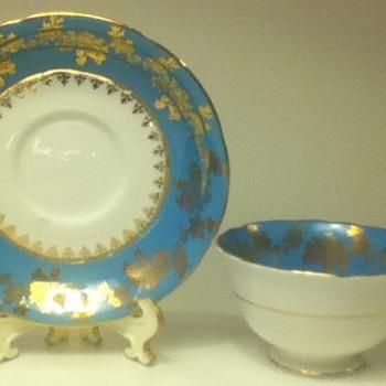 Royal Grafton Cup and Saucer Set - China and Dinnerware