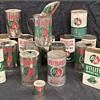Few b/a oil cans