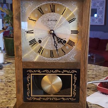 Asonia Pendulum Clock - Clocks