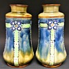 Pair of Royal Doulton Vase, 1910