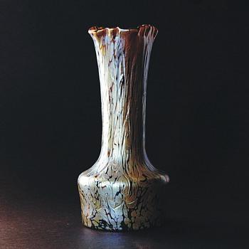 Loetz Phaenomen Genre  PG 7499 Vase. - Art Glass