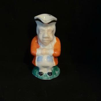 Miniature toby jug - Figurines