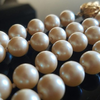 Napier Faux Pearls - Costume Jewelry