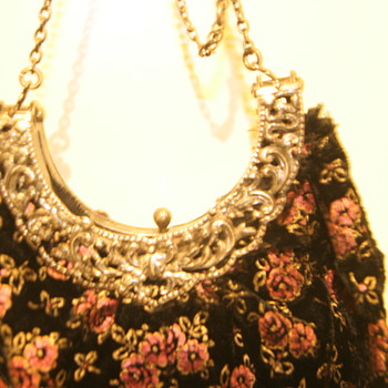 Victorian Bag / Purse - Bags