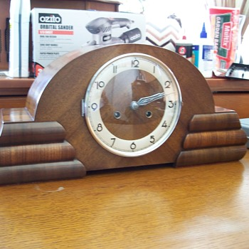 Mantle Clock finished