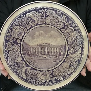Royal Fenton White House Staffordshire England - China and Dinnerware