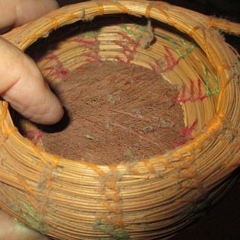 Mom's Baskets 9 - Native American