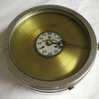 Identify Clock ~ Brevete S.G.D.G. - Clocks