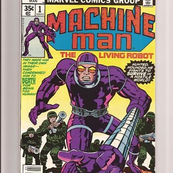 Kirby Machineman appearances