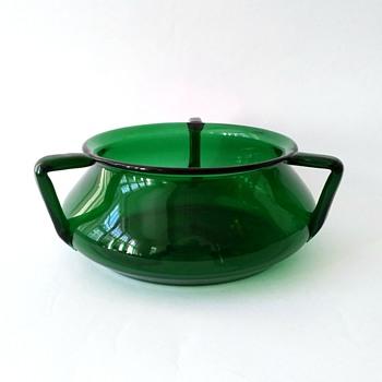 LOETZ: Marie Kirschner, PN unknown, probably Esperanza.  - Art Glass