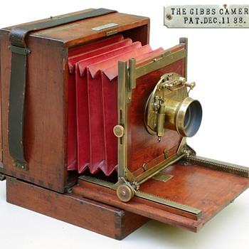 Gibbs Camera, 1888 - Cameras