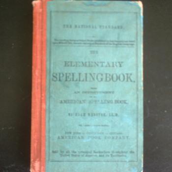 The Elementary Speller - Books
