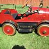 Limited Edition  (1907/2999) Pedal Fire Engine No 8