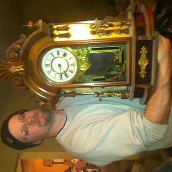 New Haven Mantle Clock - Clocks