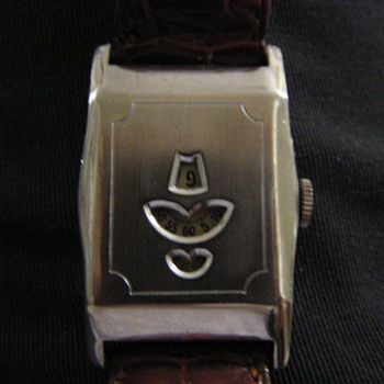 My First Jump Hour - Wristwatches