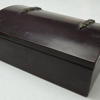 Trinket Box - FORMICA - Fine Jewelry