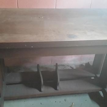 teacher desk maybe? - Furniture