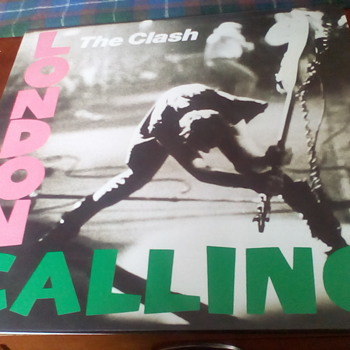 "The Clash "" London Calling"""