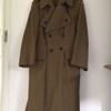 WWII Royal Winnipeg Rifles Officer's Greatcoat