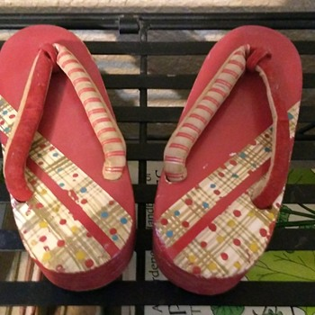 Japanese Children's Shoes - Asian