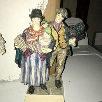 Chelsea Pottery Estate Sale Find - Figurines