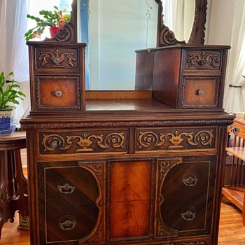 Looking for year made. - Furniture