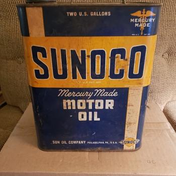 Sunoco! - Petroliana