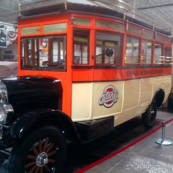Stahls Auto Museum pt 3! - Classic Cars