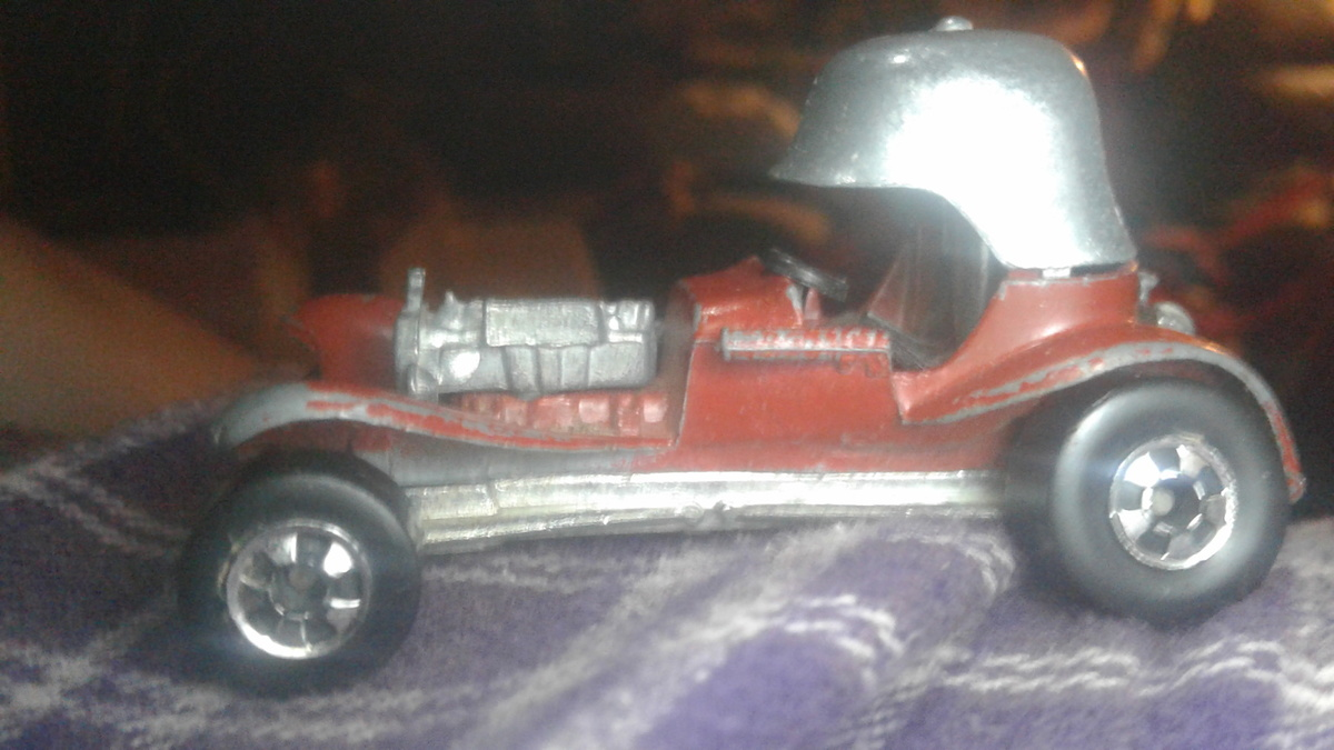RED BARON HOT WHEEL [Number 6400] | Collectors Weekly
