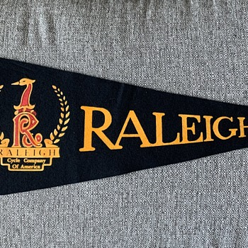Raleigh American Cycle Company  - Sporting Goods