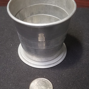 Fred Harvey collapsible cup - Kitchen