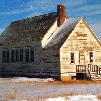 Old Schoolhouse - Back Home - Photographs