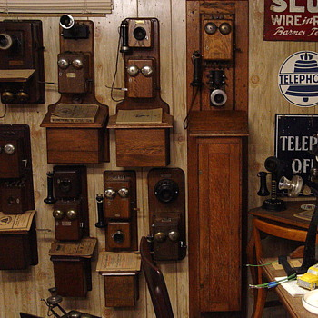 Western Electric 6' Tandem - Telephones