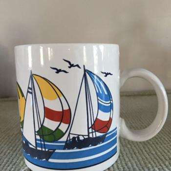 Otagiri coffee mugs lead free - Kitchen