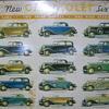1933 Chevrolet showroom poster