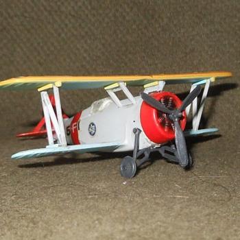 Bachmann Mini-Planes Grumann F3F Circa 1970s - Toys