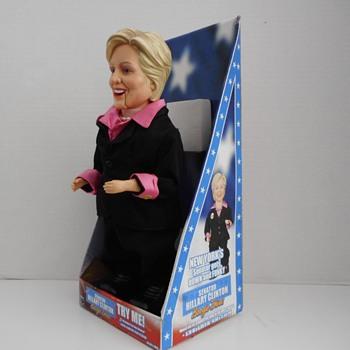 Senator Hillary Clinton Boogie Diva - Dolls