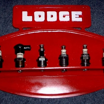Lodge  counter display - Tools and Hardware