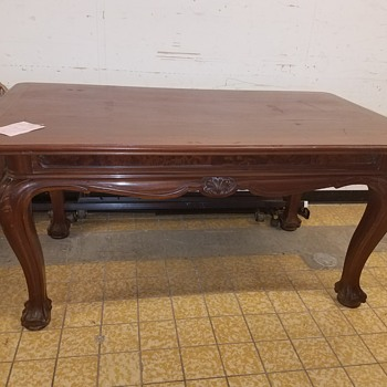 Unknown table - Furniture