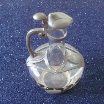 vintage carafe