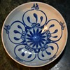 RARE Japanese old IMARI blue-and-white porcelain tea bowl of fine tone - ??