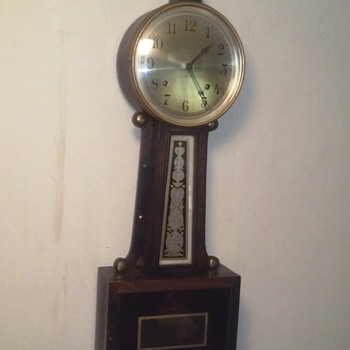 Ingram banjo clock - Clocks