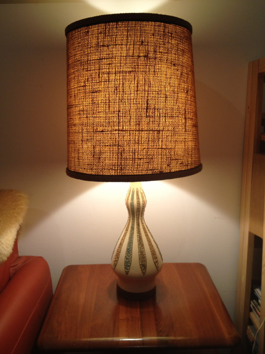 Quartite Creative Corp 1960 Table Lamp | Collectors Weekly
