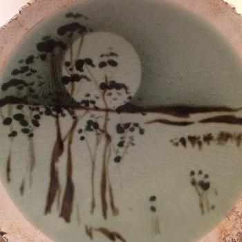 'BUSH' - RYNNE TANTON TASMANIA #2 - Pottery